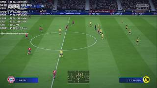 FIFA 19 On AMD Radeon 520 / R5 M430 / R5 M330 2GB. Gameplay Benchmark