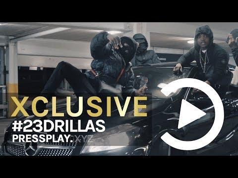 #23Drillas Big Cee X Shhmokey - Bang On Dem (Music Video) Prod By Sebz   Pressplay