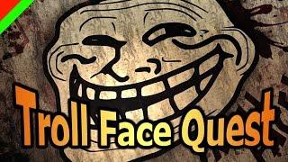 สุดยอดเกมสุดประสาทแดก ขนาดคุณยังไม่อยากจะเล่น... - Troll Face Quest
