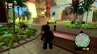 Naughty Bear Panic In Paradise Demo Gameplay