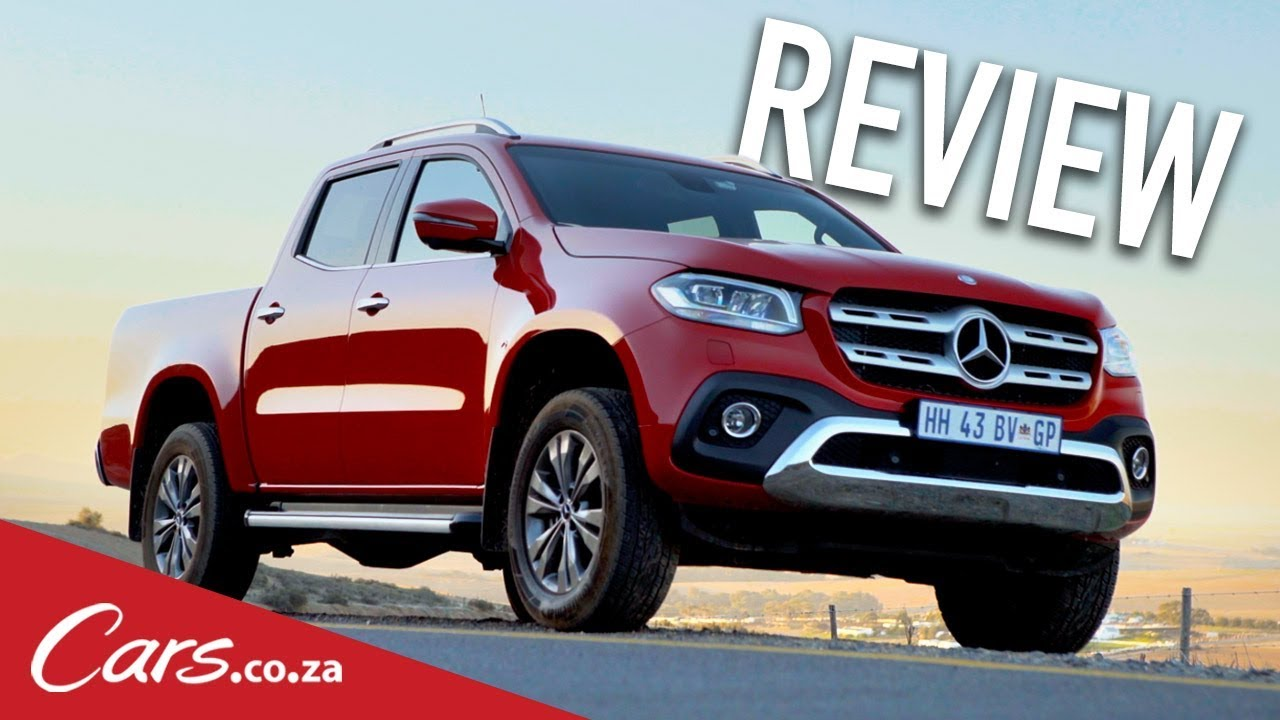 Download Mercedes-Benz X-Class Review - Is it worth it?