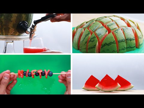 4 Creative Watermelon Party Ideas