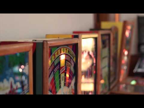 Pinball Sessions Bruce Brigham mini doc HD