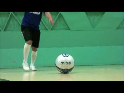 Learn Rabona Fake - How To Do Football Soccer Skills