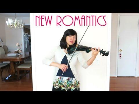 New Romantics Taylor Swift Violin Cover