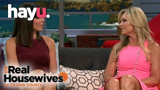 Is Heather Pretentious? | The Real Housewives of Orange County