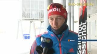 видео алдан лыжный центр