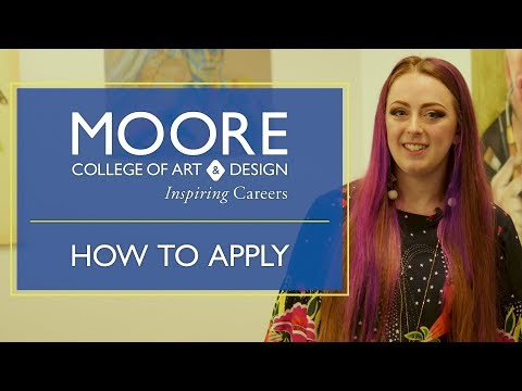 How to Apply to Moore