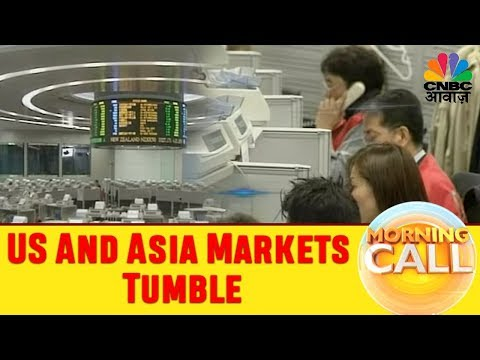 US And Asia Markets Tumble | Business News Today | 11th Jan | CNBC Awaaz