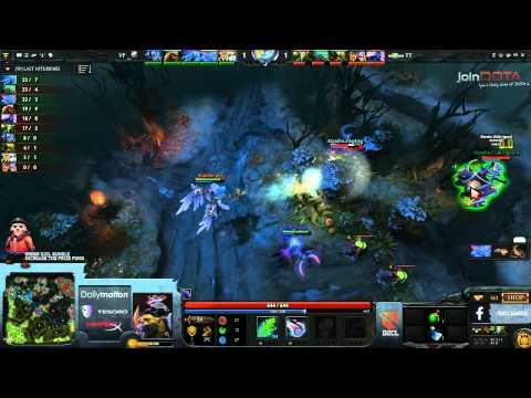 Virtus Pro vs Team Tinker Game 1   Dota 2 Champions League @TobiWanDOTA & @DotaCapitalist