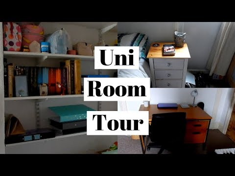 Uni Room Tour 2017 | Plymouth University