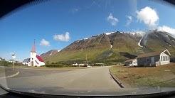 Iceland 20150726.1 Flateyri to Ísafjörður