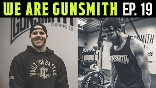 We Are Gunsmith Podcast #19 - Old Man Tramonte & Current Events