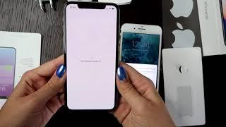 iPhone X | Обзор и распаковка | Плюсы и Минусы