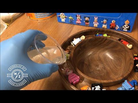 Making - A Disney Lego Bowl