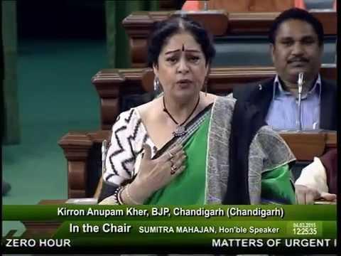Kirron Kher responds to India's Daughter - BBC documentary on Delhi Nirbhaya case