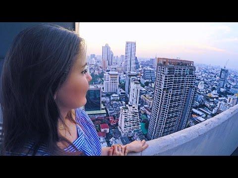 ФОТО НАД ПРОПАСТЬЮ / Как забраться на крышу НЕБОСКРЕБА в Бангкоке