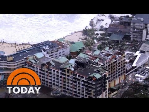 In Wake Of Hurricane Irma, Tourism Takes A Blow In Florida And Caribbean | TODAY