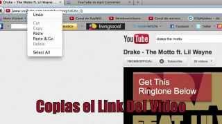 Video Como Descargar Musica De Youtube A Tu Computadora Gratis. download MP3, 3GP, MP4, WEBM, AVI, FLV Desember 2017