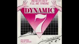 "Dynamic 7 - Invaders From Space (7"")"