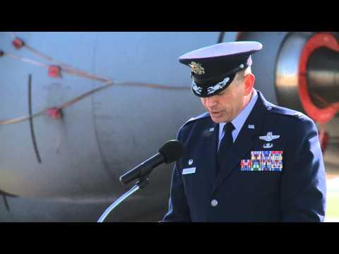 Altus AFB KC-46 Groundbreaking Ceremony