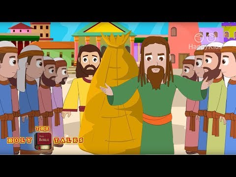 The Israelites Get Their First King I Stories About The Israelites I  Holy Tales Bible Stories