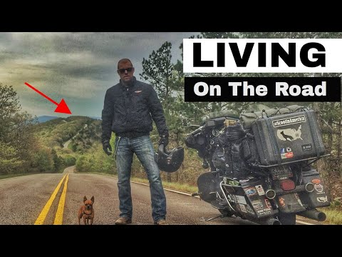 3 Years LIVING on a Motorcycle / MY STORY & Whats Next