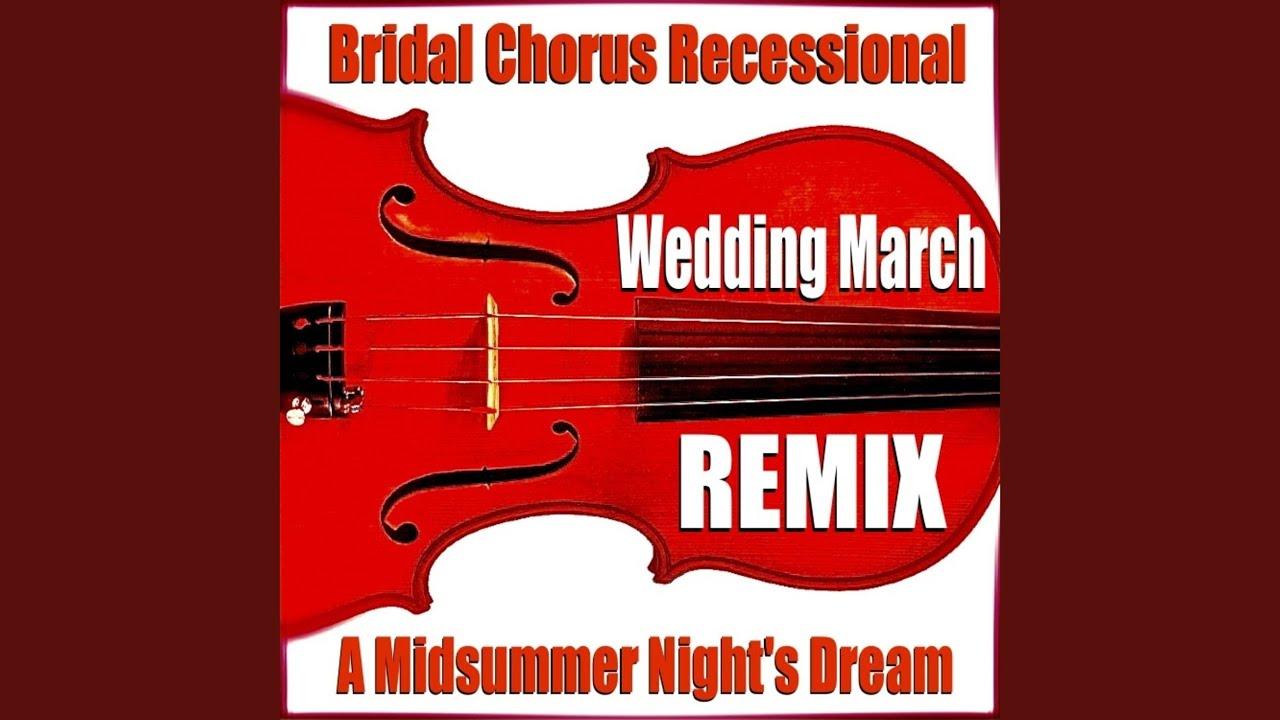 Wedding March Harp Flute Remix