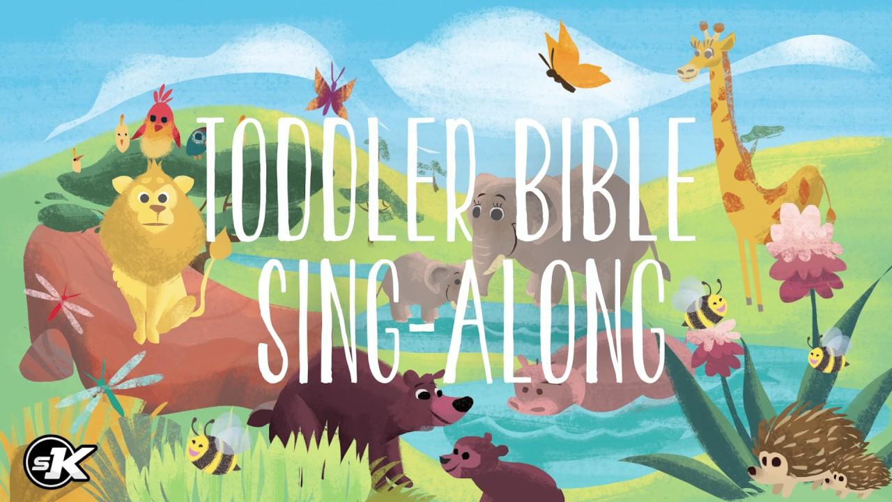 Toddler Bible Sing-Along (Creation Song) - YouTube