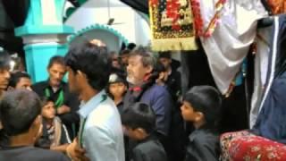 Aye mere Baradar Abbas-e-Dilawar Noha Recited by Wayez Hasan Sultanpuri