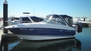 Monterey 270 Sports Cruiser for sale Action Boating boat dealer Gold Coast