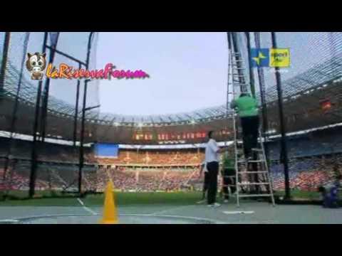 Mondiali Atletica Berlino 2009: Finale lancio del martello Uomini