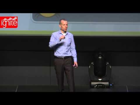 Lee Klarich Keynote at Ignite 2014