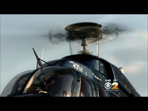 East Hampton Residents Complain Of Incessant Helicopter Noise During Summer Months