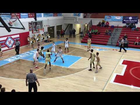 BMaze Elite's Akeem Odusipe (2020) Knoxville Catholic High School