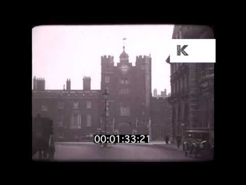 1920s St James' Palace, London from 35mm
