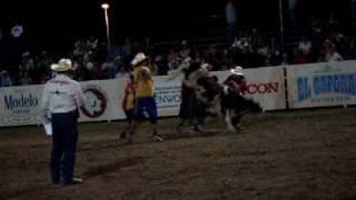 Rodeo Infantil 3, Vakeros com