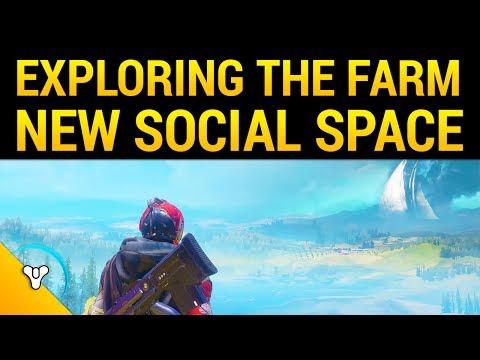 Destiny 2: Exploring The Farm (+ BETA Extended)