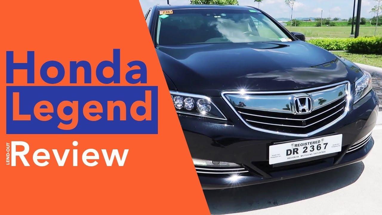2016 Honda Legend Hybrid 3.5L V6 Car Review