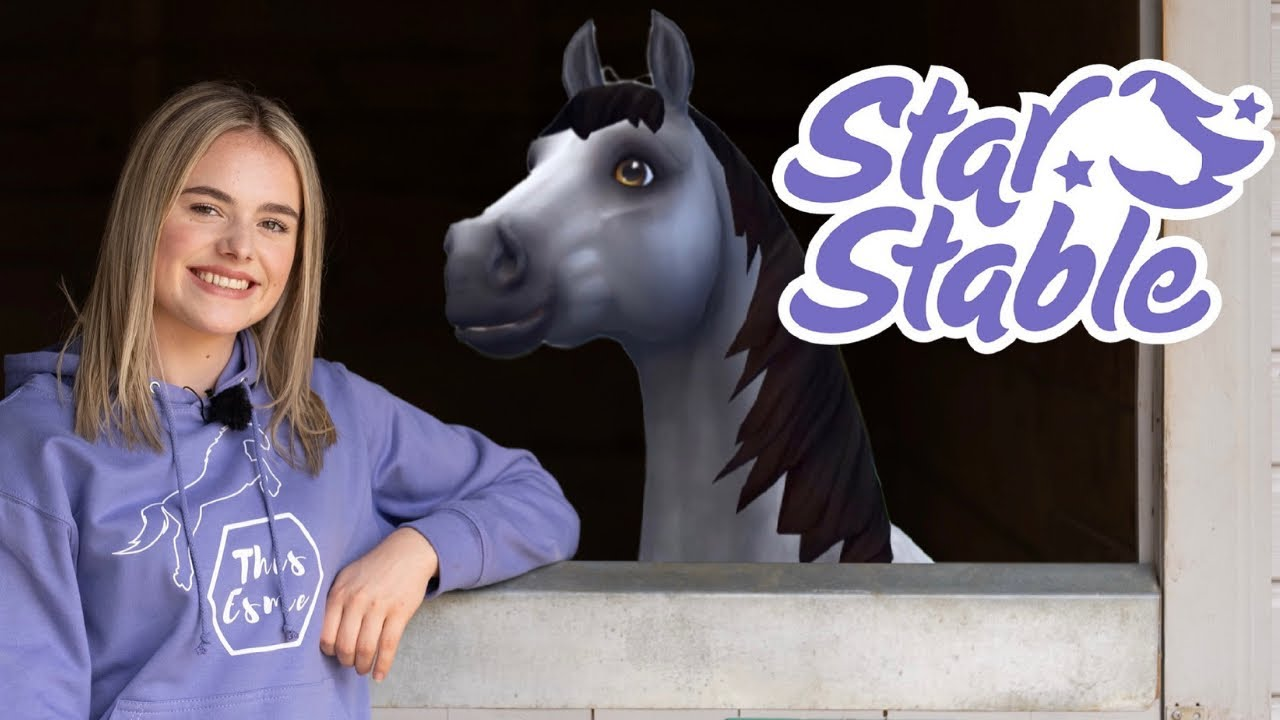 Download Equestrian Reacts to Star Stable! Let's play | AD This Esme