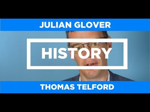 HISTORY - Thomas Telford - Julian Glover
