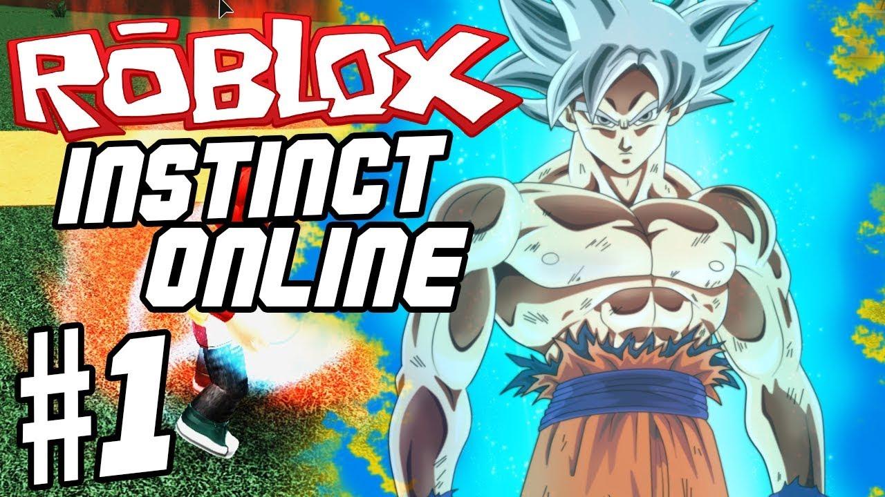Someone Has Mui Already Roblox Instinct Online Episode 1