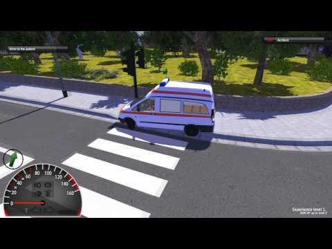 Ambulance Simulator 2012: Average Commentary