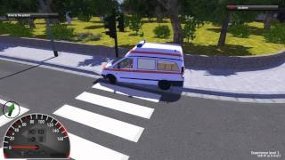 Ambulance Simulator 2012: Average Commentary