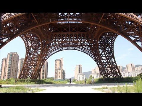 China Built Their Own Fake Paris