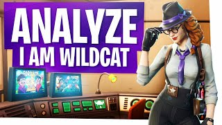 Analyze I AM WILDCAT in Fortnite! - Has he improved since last time?