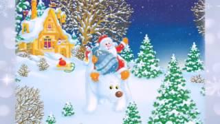Аудиостихи, зимние стихи для малышей 2