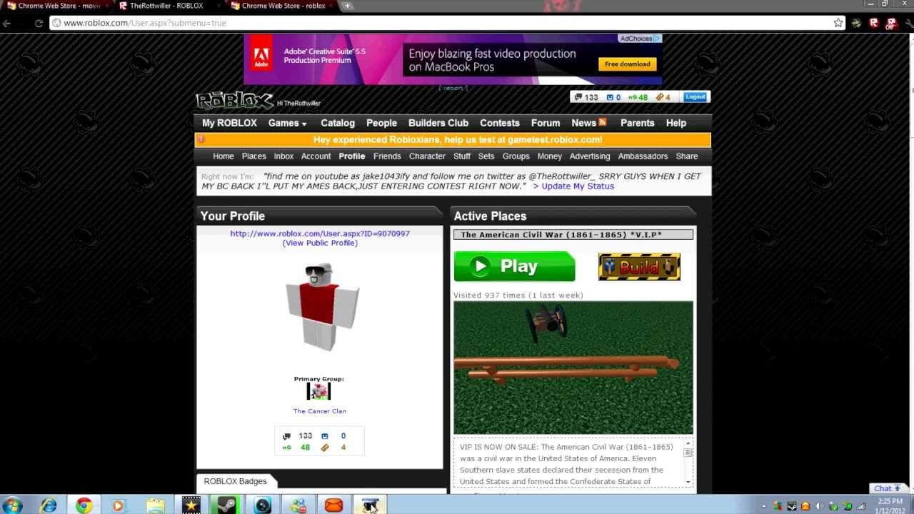 How To Get Obc Theme For Free On Roblox Patched Due To Roblox