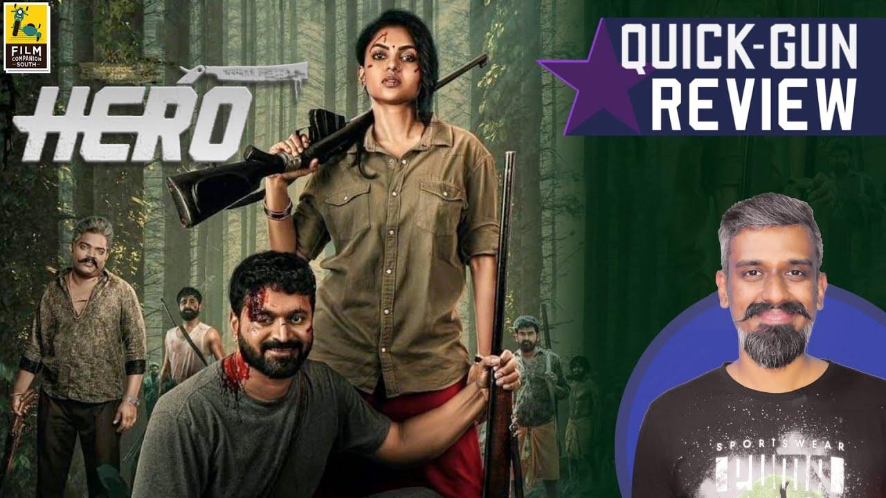 Hero Kannada Movie Review By Kairam Vaashi | Quick Gun Review