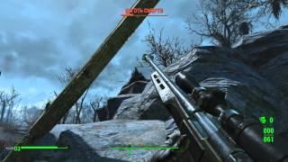 Fallout 4. Роковые яйца. Плюшка за возврат яйца в гнездо.
